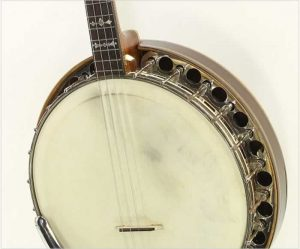 Paramount Leader Tenor Banjo, 1924 - The Twelfth Fret