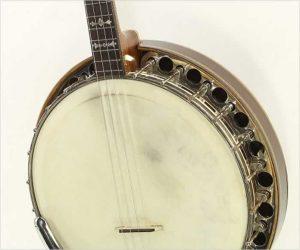 Paramount Leader Tenor Banjo, 1924
