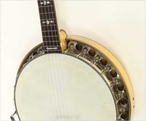 Paramount Style B 5 String Banjo Maple, 1922 - The Twelfth Fret