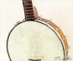 Pattison Whyte Laydie 5-String Black Walnut Banjo