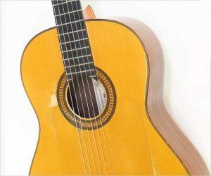 Pedro de Miguel Flamenco Negra Guitar, 1999