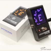 Peterson StroboStomp HD Tuner Pedal - The Twelfth Fret