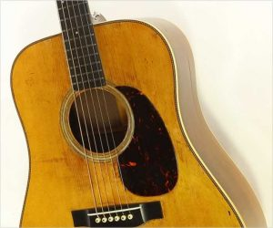 ❌SOLD❌ Pre War Martin D28 Dreadnought Guitar, 1941