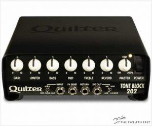 Quilter Tone Block 202 200 Watt Amplifier Head
