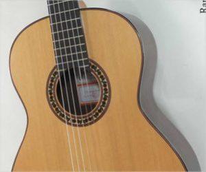 Ramirez 4 NE / Estudio 3 Guitarras de Estudio