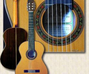 Ramírez 125th Anniversary Studio Guitar
