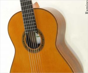 ❌SOLD❌ Ramirez 125 Anos Classical Guitar, 2008