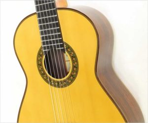 ❌SOLD❌ Ramirez 130 Anos Spruce Top Classical Guitar, 2013