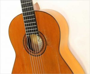 Ramirez 1a Flamenco Blanca Guitar, 1969 - The Twelfth Fret