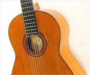 ❌SOLD❌ Ramirez 1a Flamenco Blanca Guitar, 1969