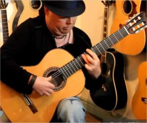 Ramirez Estudio 3 / Studio 3 Classical Guitar (Formerly 4NE) Demonstrated With Gordon O'Brien