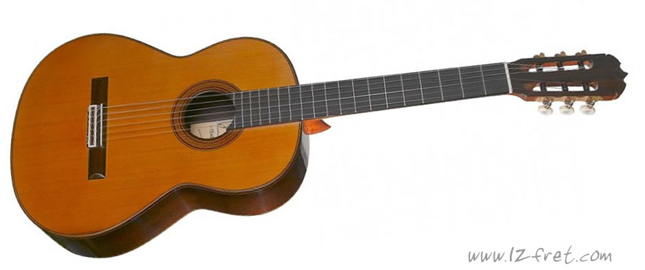 Ramirez Auditorio Duo 1a Professional : Double-Top Guitar - The Twelfth Fret