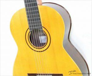 Ramirez Conservatorio Abeto Classical Guitar, 2014