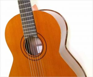 Ramirez Conservatorio Cedar Top Classical Guitar, 2014 - The Twelfth Fret