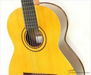 Ramirez Conservatorio Spruce Top Classical Guitar, 2014