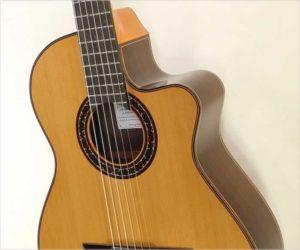 Ramirez Cut 2 Classical Guitar - Cutaway
