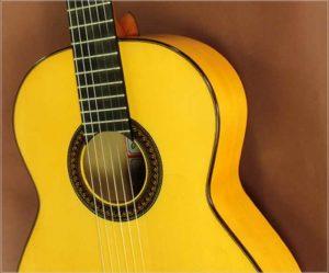 Ramírez FL1 Flamenco Model Guitarras de Estudio - The Twelfth Fret