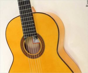 ‼️Reduced‼️ Ramirez FL2 Flamenco Blanca Guitar, 2006