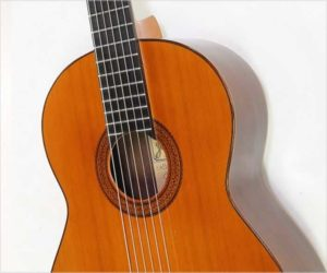 ❌SOLD❌ Ramirez Model 1a Classical Guitar Cedar Top Brazilian Rosewood, 1971