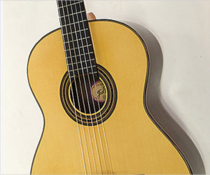 Ramirez SPR Spruce Top Classical Guitar, 2012