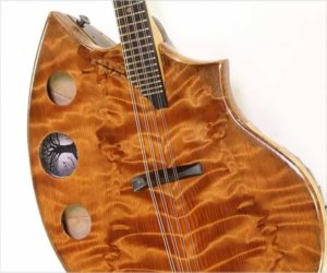 Sold!  Ray's Rootworks Shellback Mandolin 2018