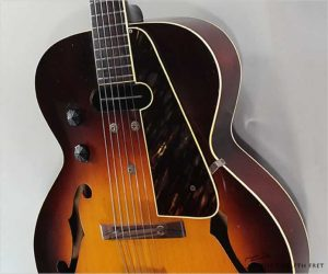 ❌SOLD❌ Recording King Roy Smeck A104 Archtop Electric Guitar, 1939