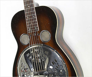 SOLD! Regal Dobro Resophonic Guitar, 1935