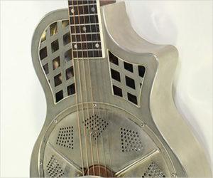 Republic Highway 61 Cutaway Resophonic Guitar