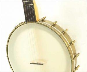 ❌SOLD❌    Rickard Brass Spunover Dobson 12 Inch Banjo, 2019