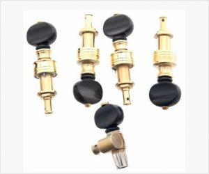 Rickard Cyclone High Ratio Banjo Tuners
