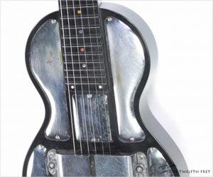 Rickenbacher Electro Model B Electric Spanish Guitar Black, 1936