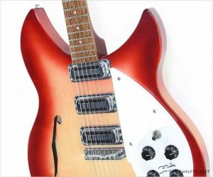 Rickenbacker 1997SPC Fireglo, 2000 - The Twelfth Fret