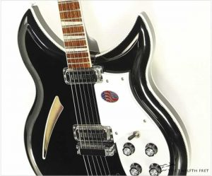 Rickenbacker 381v69 Jetglo, 2013 - The Twelfth Fret