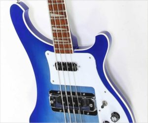 ❌ Sold ❌ Rickenbacker 4003 Bass Blue Burst, 2007