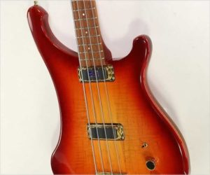 SOLD!!! Rickenbacker 4004Cii Cheyenne Bass FireGlo, 2008