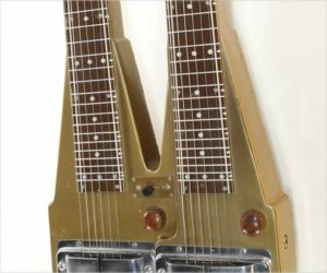 ❌SOLD❌ Rickenbacker Electro D12 Doubleneck Steel Guitar Copper, 1953