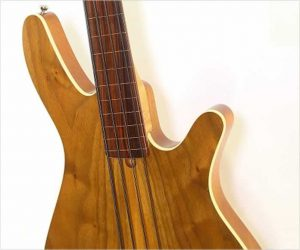 ❌SOLD❌  Rob Allen MB2 Fretless Bass Walnut, 2010