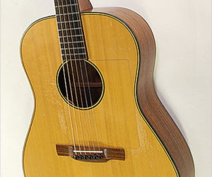 SOLD!!! Robert Laughlin Steel String Acoustic Guitar, 1983