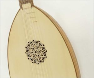 Roosebeck Renaissance Lute Six Course, Walnut - The Twelfth Fret