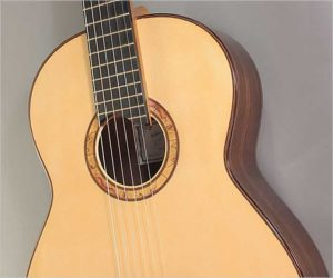 ❌SOLD❌ Rubin de Jonge Classical Guitar, 2013