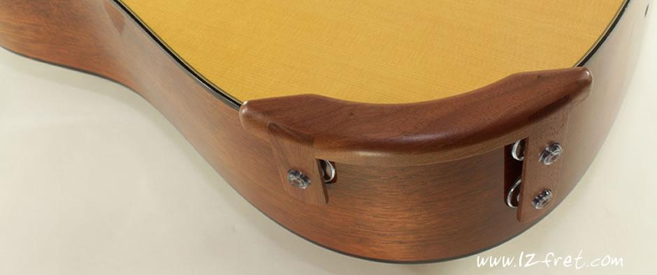 Ruby's Guitar Armrest - The Twelfth Fret