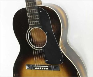 ❌SOLD❌  SS Stewart Flat Top Acoustic Guitar Sunburst, 1932