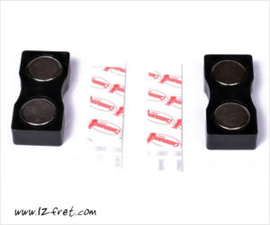 Sagework Magnetic Guitar Support Magnet Set
