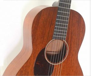 Sold!  Santa Cruz 1929-OO LH Left Handed Steel String Guitar, 2013