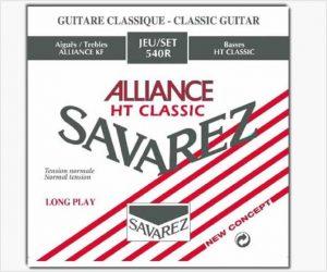 Savarez Alliance Classical Guitar Strings