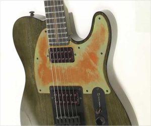 Schecter PT Apocalypse Solidbody Guitar, Rust Grey - 2018
