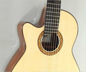 ⚌Reduced‼ Sergei De Jonge 7 String Classical Guitar Left Handed, 2013