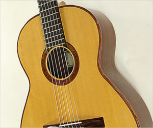 SOLD!!! Sergei de Jonge 630mm Classical Guitar, 2007