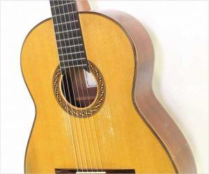 ❌SOLD❌  Sergei de Jonge Classical Guitar, 1998