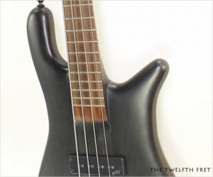 Spector USA Forte 4 Bass Black, 2015